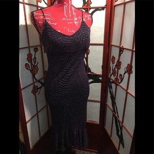 Chica's evening dress